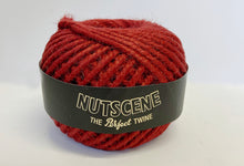 Load image into Gallery viewer, Nutscene chunky twine (red)