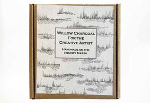 Set of Willow Charcol