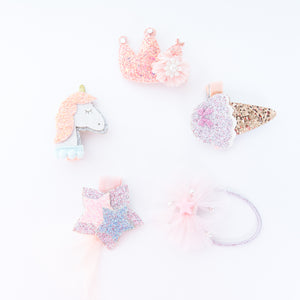 Hair Clip Accessories