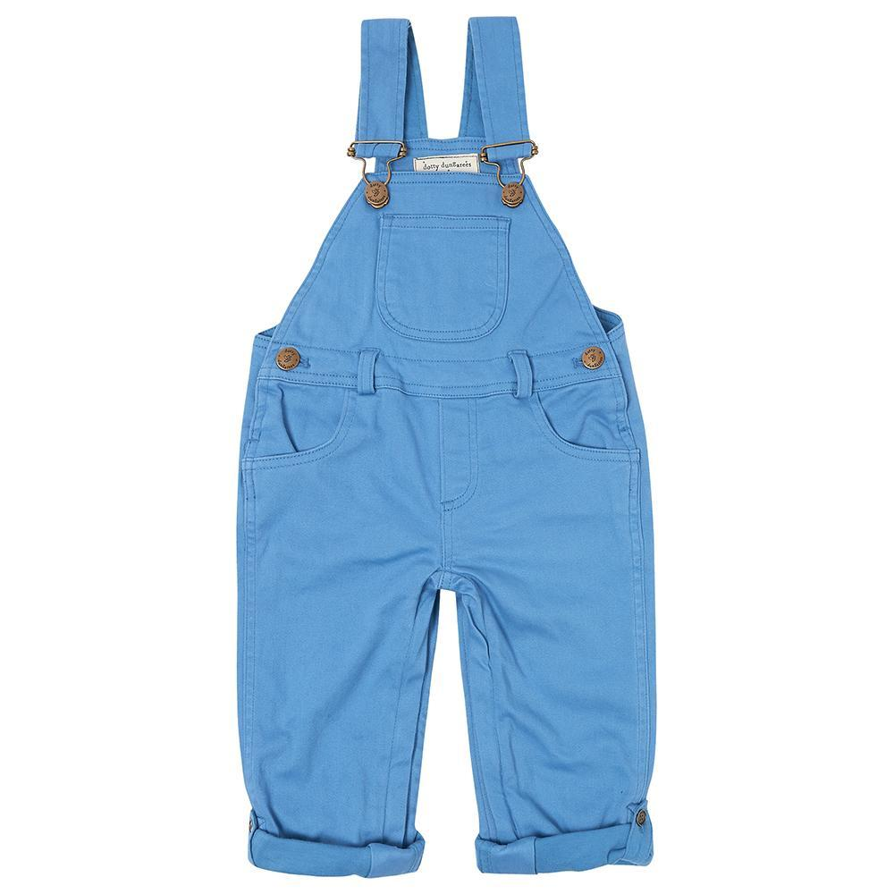 Blue Overalls