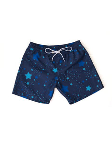 Starry Night Boy Swimming Suit