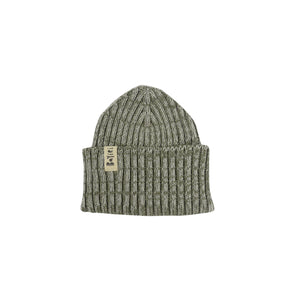 Ribbed Round - Sloth Beanie - 4 Color Options