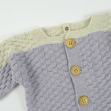 Load image into Gallery viewer, Square Stitch Cardigan - 5 Color Options