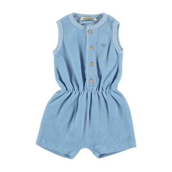 Myrtille Blue Romper - The New Society