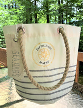 Load image into Gallery viewer, Sea Bags - Mariner Stripe Beverage Bucket