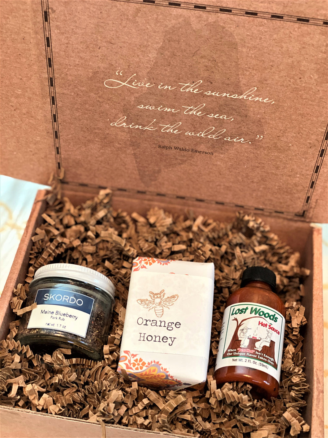 Concierge Gift Box