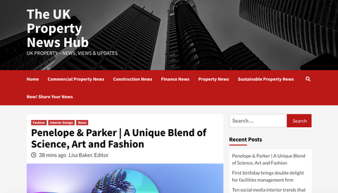 Penelope and Parker Art in the UK Property News Hub