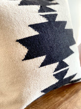 Load image into Gallery viewer, Handwoven Cream Lia Throw Pillow
