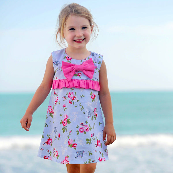 The Lucy Dress Sewing Pattern