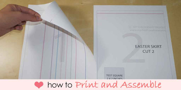 how to print digital patterns, printing digital patterns