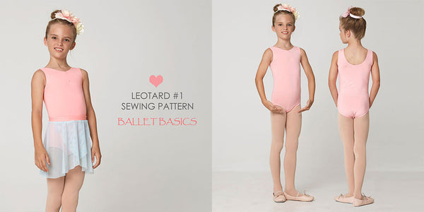 leotard sewing pattern
