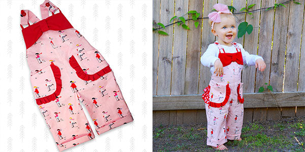 romper sewing pattern, baby sewing pattern