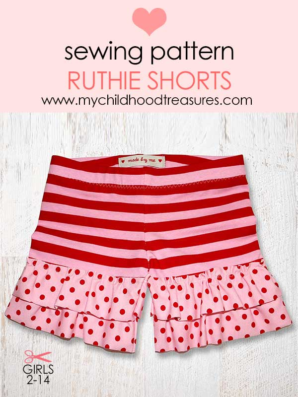 stretch shorts sewing pattern, dance shorts sewing pattern