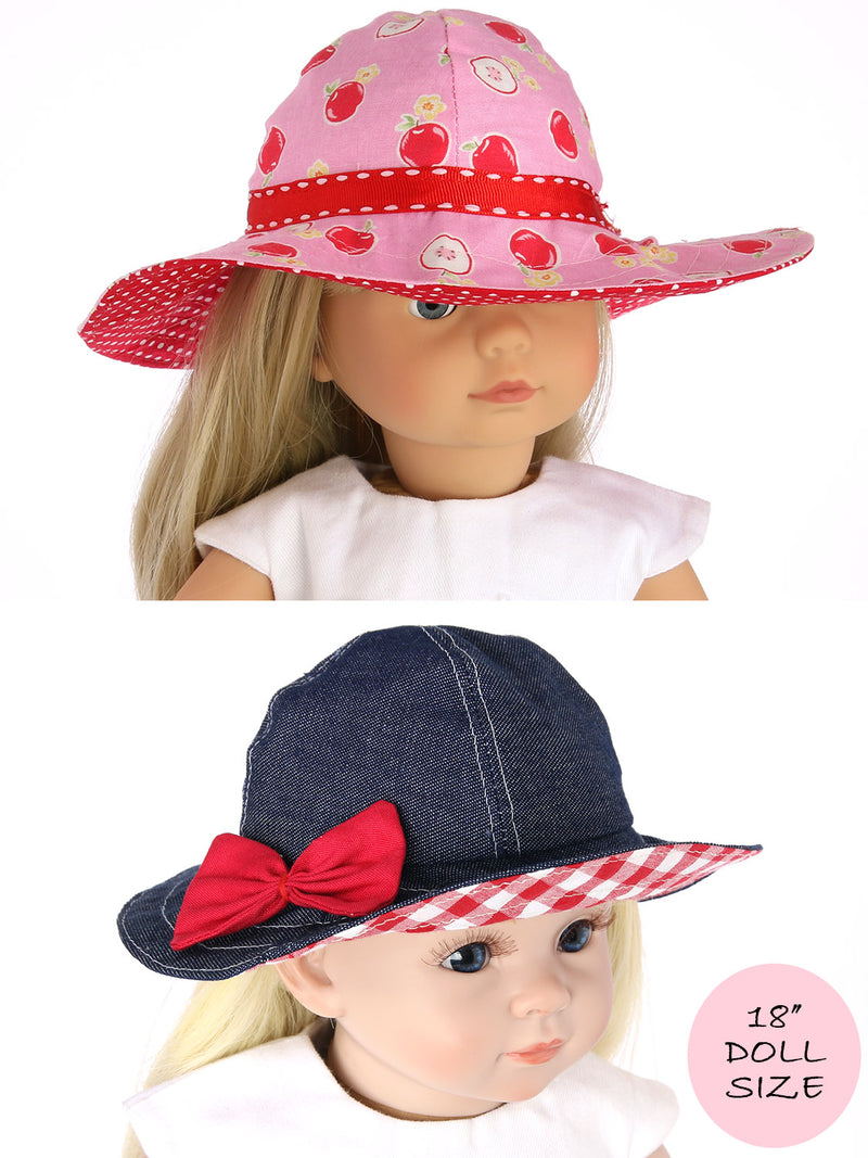 doll hat pattern