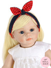 doll headband pattern