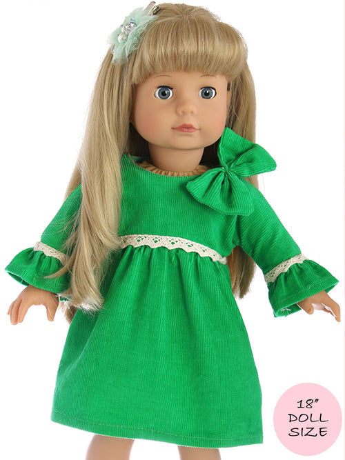 doll dress pattern