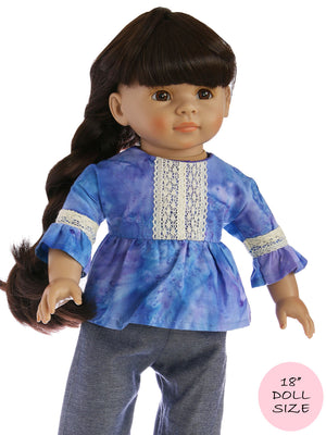 doll top pattern