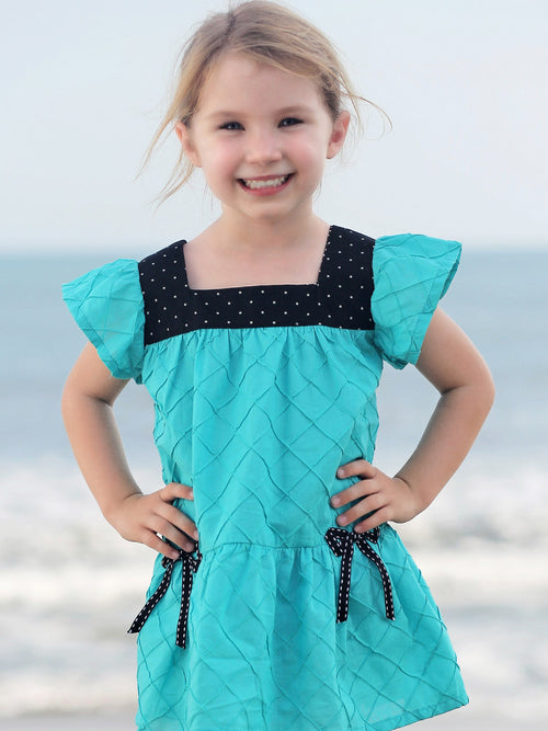 JULIANA - Girls Dress Pattern