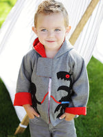 boys sewing pattern, boys hoodie pattern