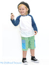 Boys Shorts Sewing Pattern - CARGO (P301)