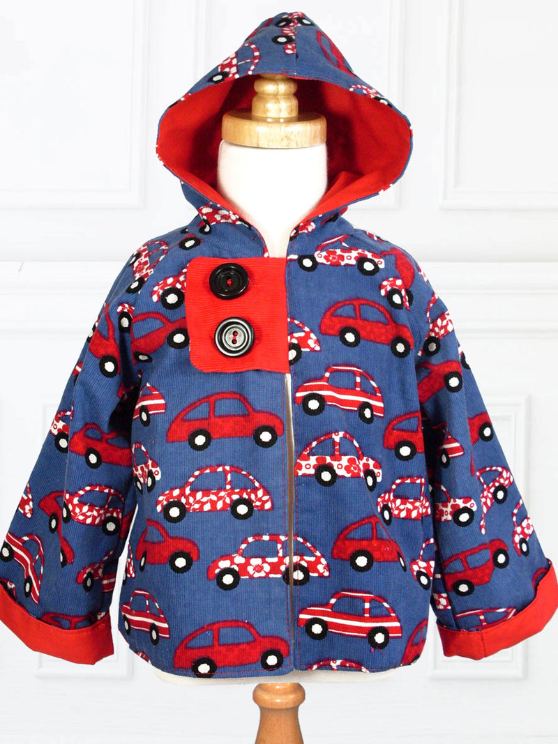 boys sewing pattern