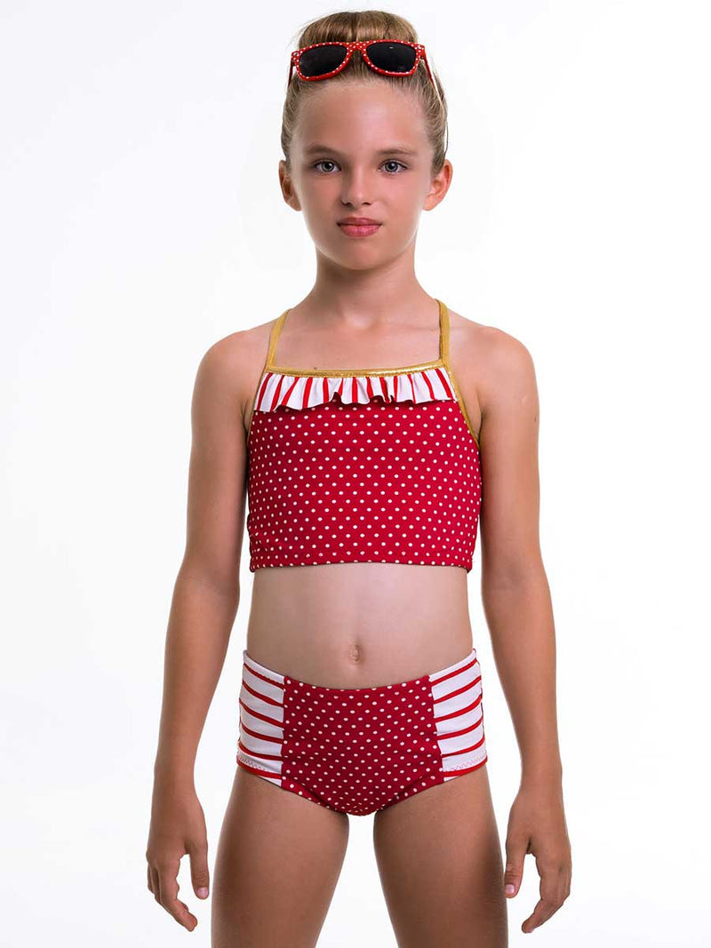 Tops Pattern - Girls Gym & Dance #2 -  4 styles (S506)