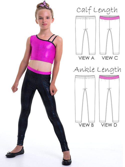 dance leggings pattern