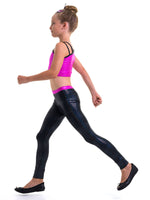 Dance Leggings Pattern - 2 Lengths, 2 Waists (S505)