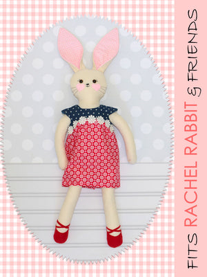 18 inch doll dress sewing pattern