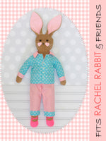 18 inch doll pajama sewing pattern