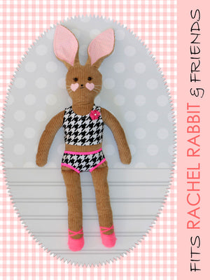 18 inch doll underwear pattern