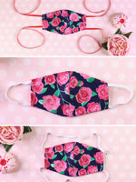 DIY Mask - Fabric Face Mask Pattern