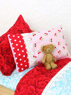 doll bedding pattern