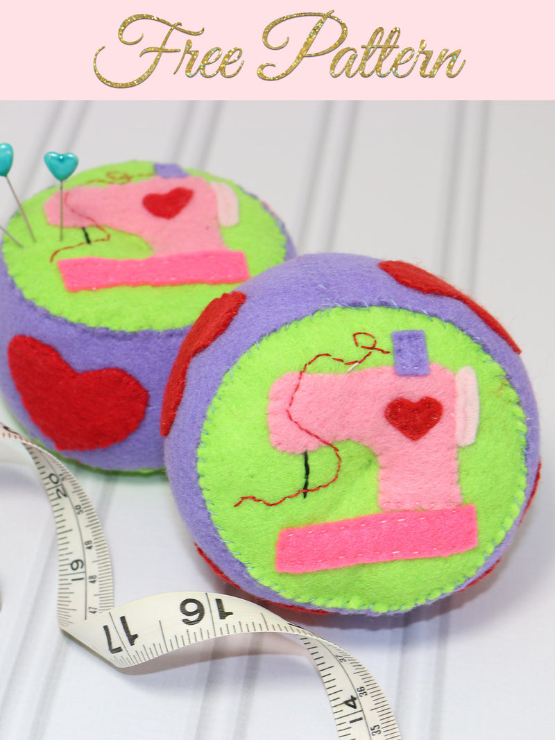 pincushion pattern