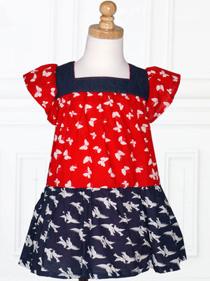 girls dress pattern Juliana