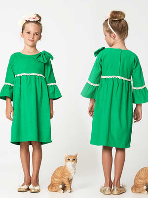 girls dress pattern Anke