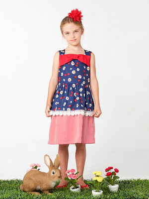 girls dress pattern, girls sewing pattern, cute dress pattern