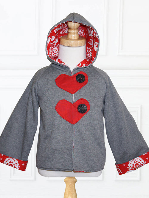 girls jacket pattern
