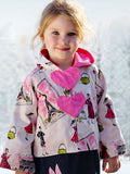 LOVE HOODIE - Girls Jacket Sewing Pattern