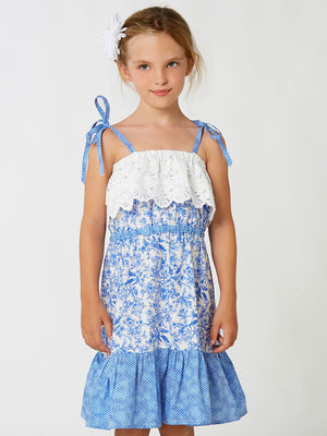 GYPSY - Girls Dress Pattern - EASY dress for beginners