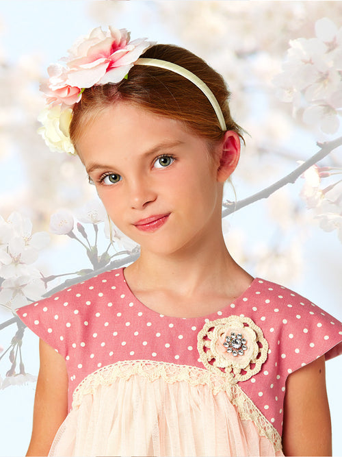 JASMINE - Girls Dress & Top Patterns
