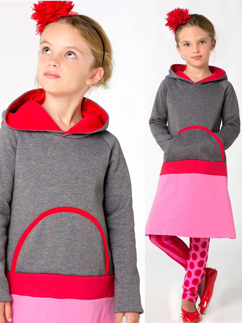 hoodie dress pattern