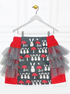 girls skirt pattern