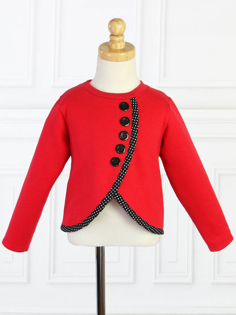 girls sweater sewing pattern