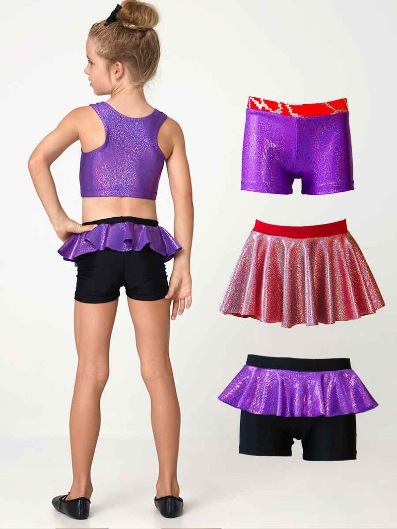 dance shorts pattern, leotard pattern