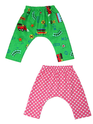 AVERY - Unisex Boys/Girls Harem Pants Pattern - Woven/Stretch