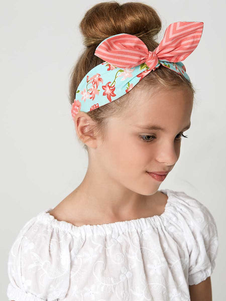 RETRO HEADBANDS Sewing Pattern - Set of 3 - GIRLS & ADULT