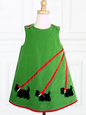 jumper dress pattern