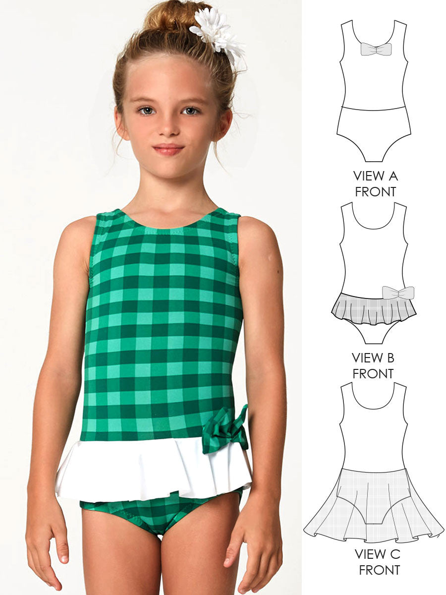leotard patterns, swimsuit patterns, leo #2