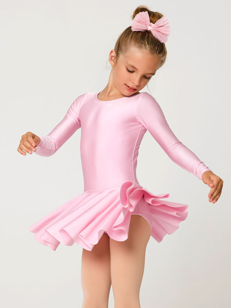 Girls leotard sewing pattern #3 – My Childhood Treasures